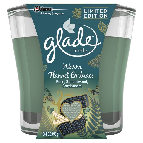 Glade® Warm Flannel Embrace Candle - 3.4oz - image 1 of 6