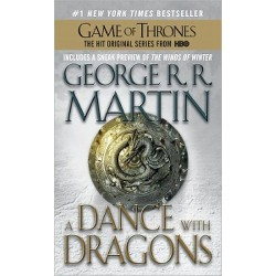 A Dance with Dragons (A Song of Ice and Fire #5) (Mass Market Paperback) by George R. R. Martin