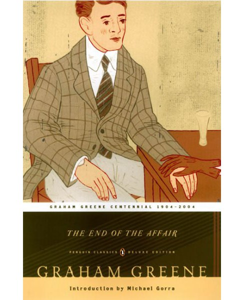 End Of The Affair -  Reprint by Graham Greene (Paperback) - image 1 of 1