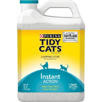 Cat Litter: Purina Tidy Cats Instant Action