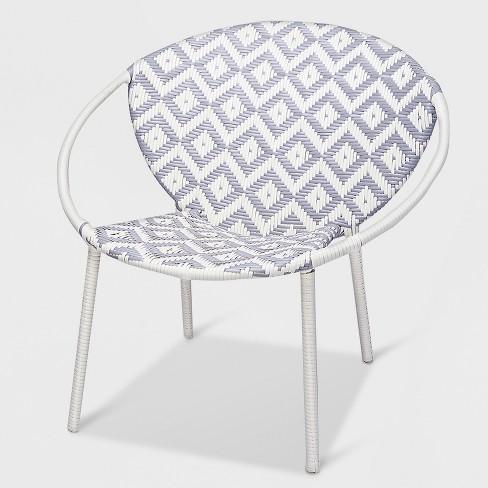 Super Diamond Weave Wicker Egg Chair Opalhouse Spiritservingveterans Wood Chair Design Ideas Spiritservingveteransorg