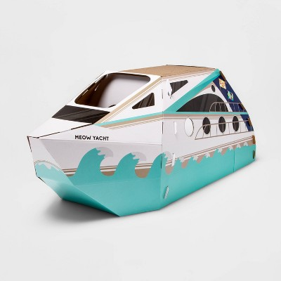 Super Yacht Cat Scratcher - Boots & Barkley™