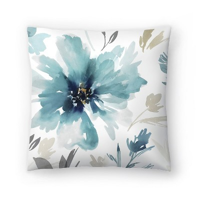 Americanflat Finesse I by Pi Creative Art Throw Pillow