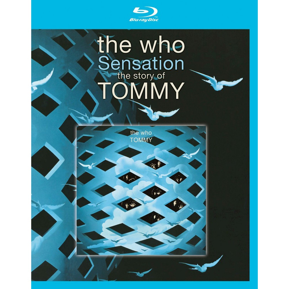 Sensation:Story Of The Who's Tommy (Blu-ray)