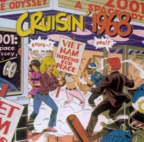 Various - Cruisin 1968 (CD) - image 1 of 1