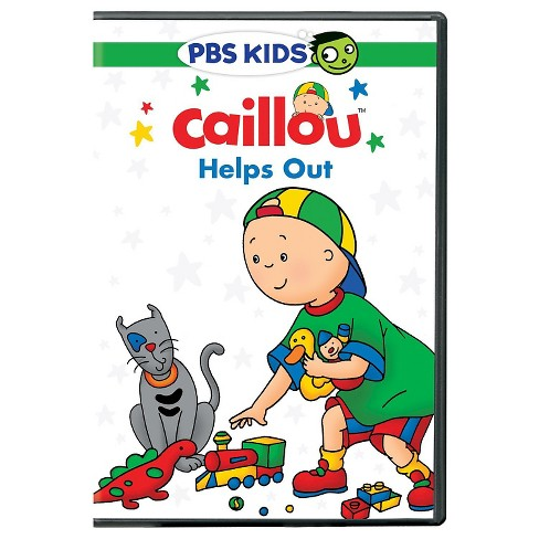 Caillou: Caillou Helps Out - image 1 of 1