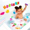 Munchkin Bath Letters and Numbers - 36ct Bath Toy Set - image 2 of 4
