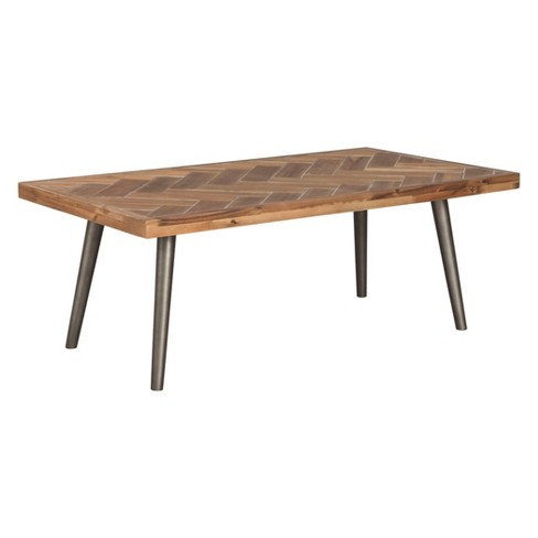 Light Colored Wood Coffee Table.Vantori Rectangular Cocktail Table Light Brown Signature Design By Ashley