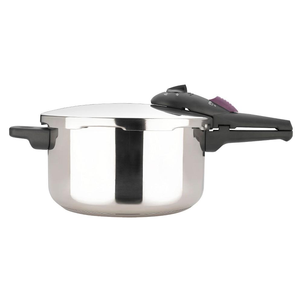 Fagor Splendid 4-Quart Stainless Steel (Silver) Pressure Cooker