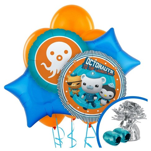The Octonauts Party Balloon Bouquet - image 1 of 1