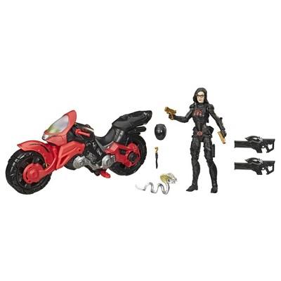 G.I. Joe Classified Series Baroness with C.O.I.L. Figure and Vehicle