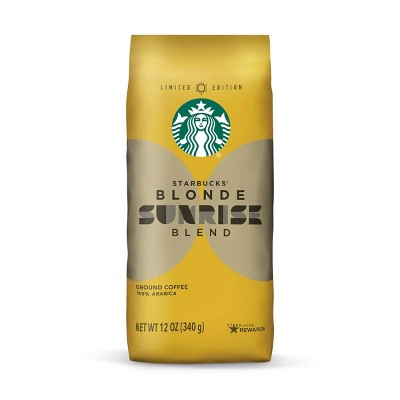 Starbucks Sunrise Blonde Light Roast Ground Coffee