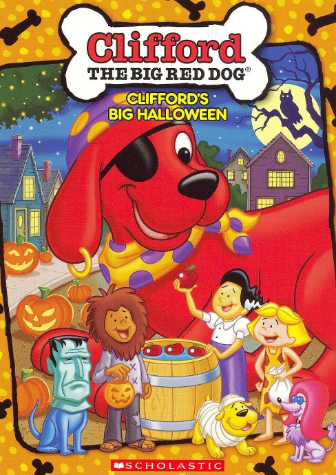 Clifford the Big Red Dog: Clifford's Big Halloween - image 1 of 1