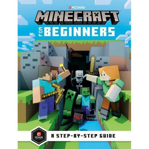 Minecraft for Beginners - (Hardcover) - image 1 of 1
