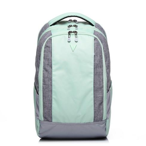 "BONDKA 18"" Journey Backpack - Minty Heather - image 1 of 4"