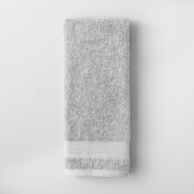 Solid Hand Towel Gray - Made By Design™