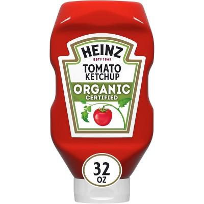 Heinz Organic Tomato Ketchup - 32oz