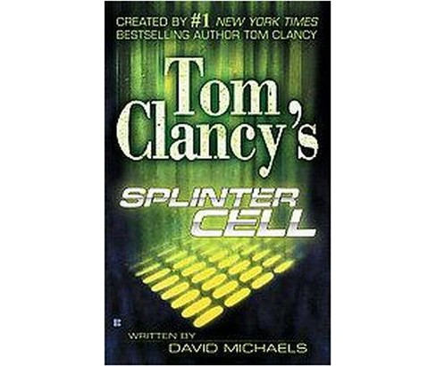 Tom Clancy's Splinter Cell (Paperback) (David Michaels & Tom Clancy) - image 1 of 1