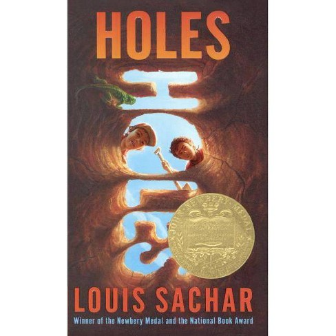 Holes - by  Louis Sachar (Hardcover) - image 1 of 1