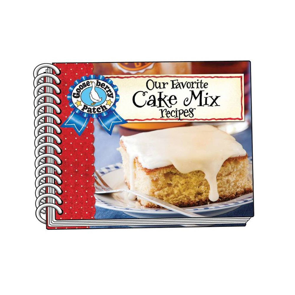 Our Favorite Cake Mix Recipes Our Favorite Recipes Collection Spiral Bound