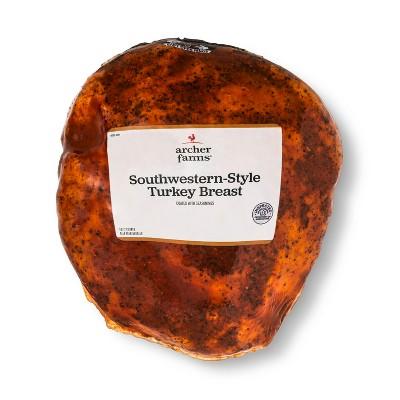 Southwestern-Style Turkey Breast - Deli Fresh Sliced - price per lb - Archer Farms™