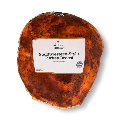 Southwestern-Style Turkey Breast - Price Per lb - Archer Farms™ - image 1 of 1