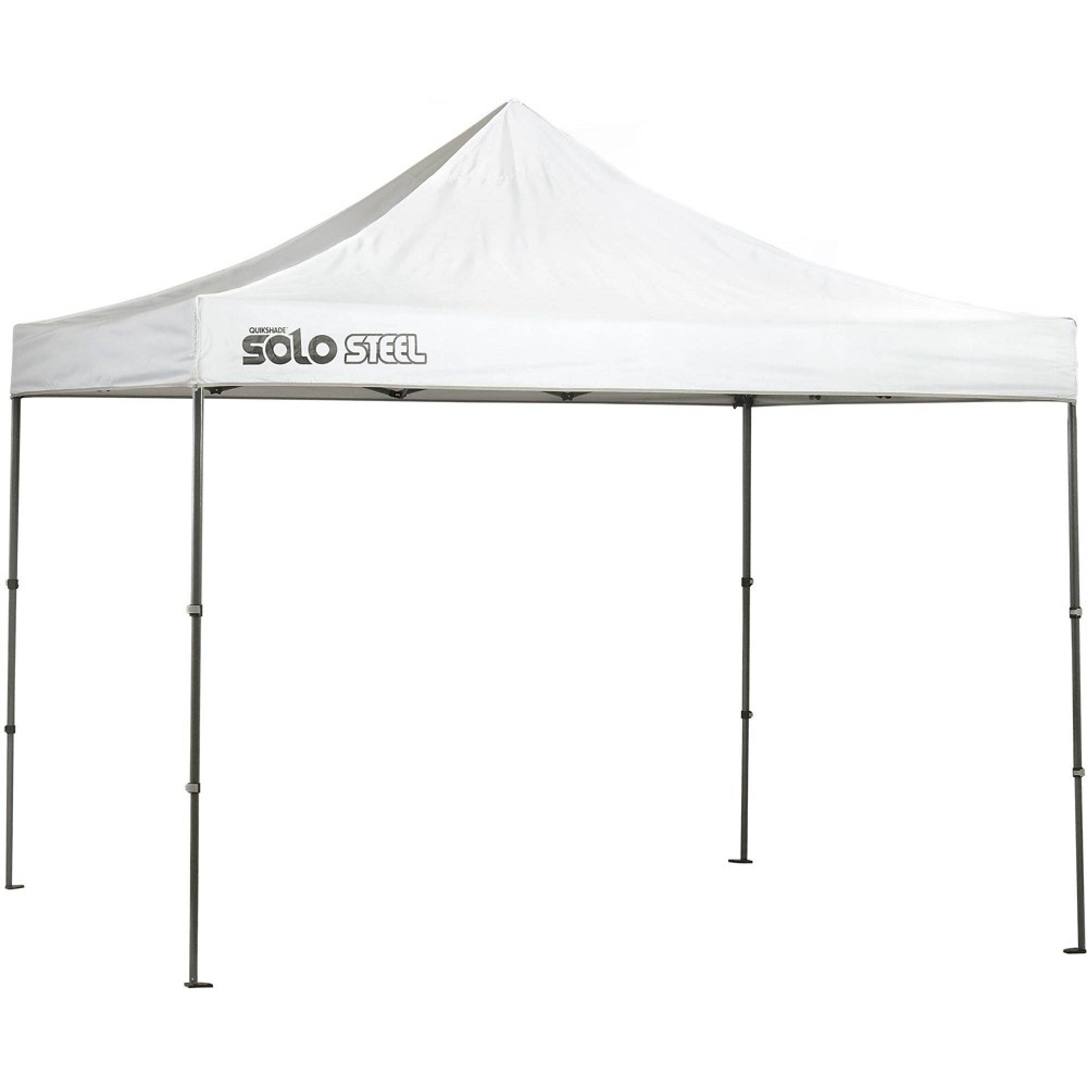 Image of Quik Shade Solo Steel 100 - White
