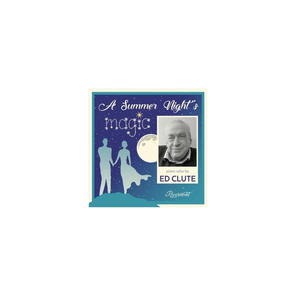 Ed Clute - Summer Night's Magic (CD)