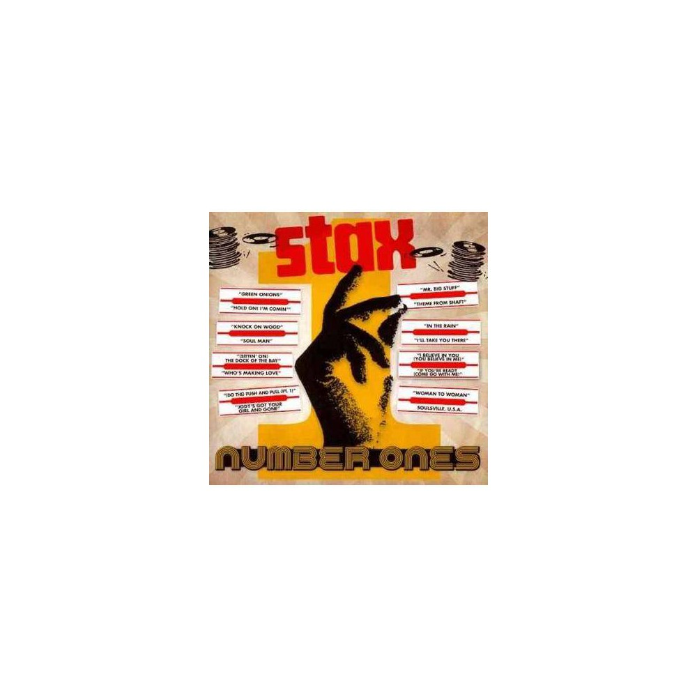 Various Artists Stax 1 S Cd