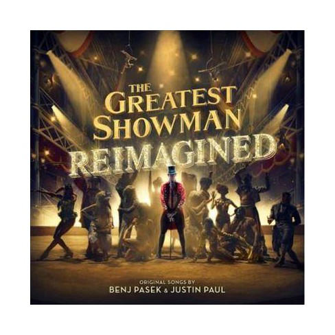 The Greatest Showman - Greatest Showman: Reimagined (Vinyl) - image 1 of 1