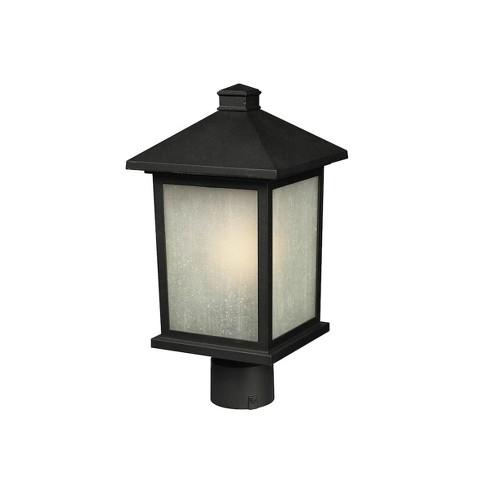 Z-Lite 507PHM-PM Holbrook 1 Light Outdoor Post Light - image 1 of 1
