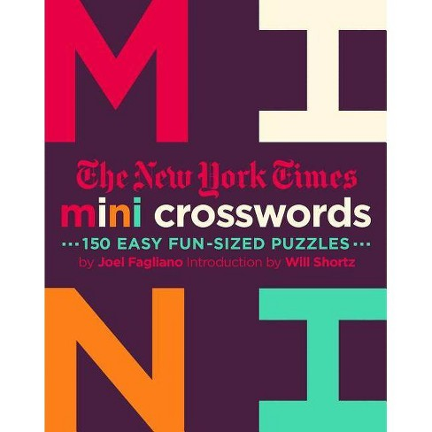 The New York Times Mini Crosswords, Volume 2 - by  Joel Fagliano (Paperback) - image 1 of 1