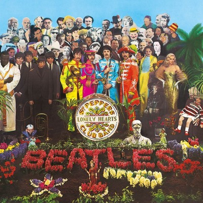 Beatles - Sgt. Pepper's Lonely Hearts Club Band (Vinyl)[2017 New Stereo Remix]