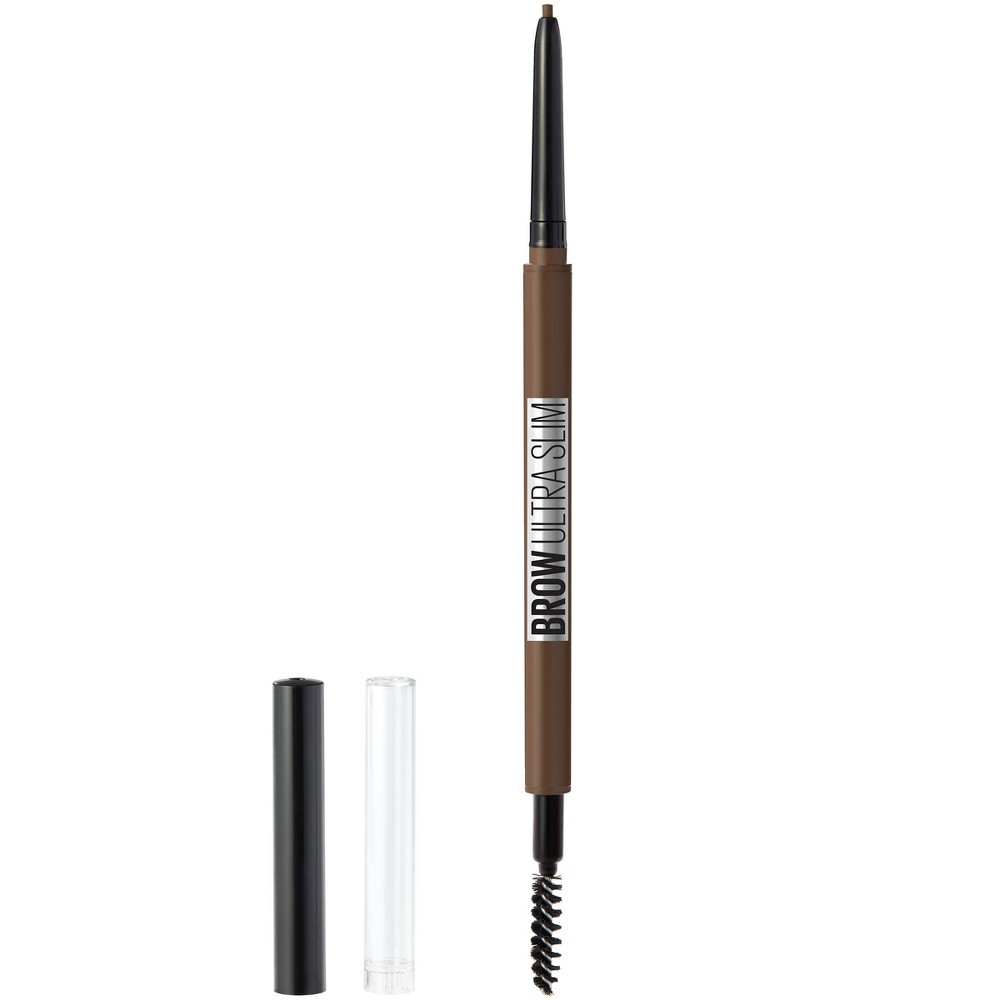 Image of Maybelline Brow Ultra Slim Medium Brown - 0.003oz