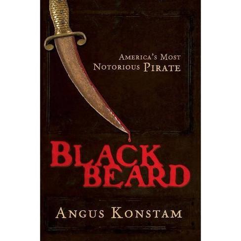 Blackbeard - by  Angus Konstam (Paperback) - image 1 of 1