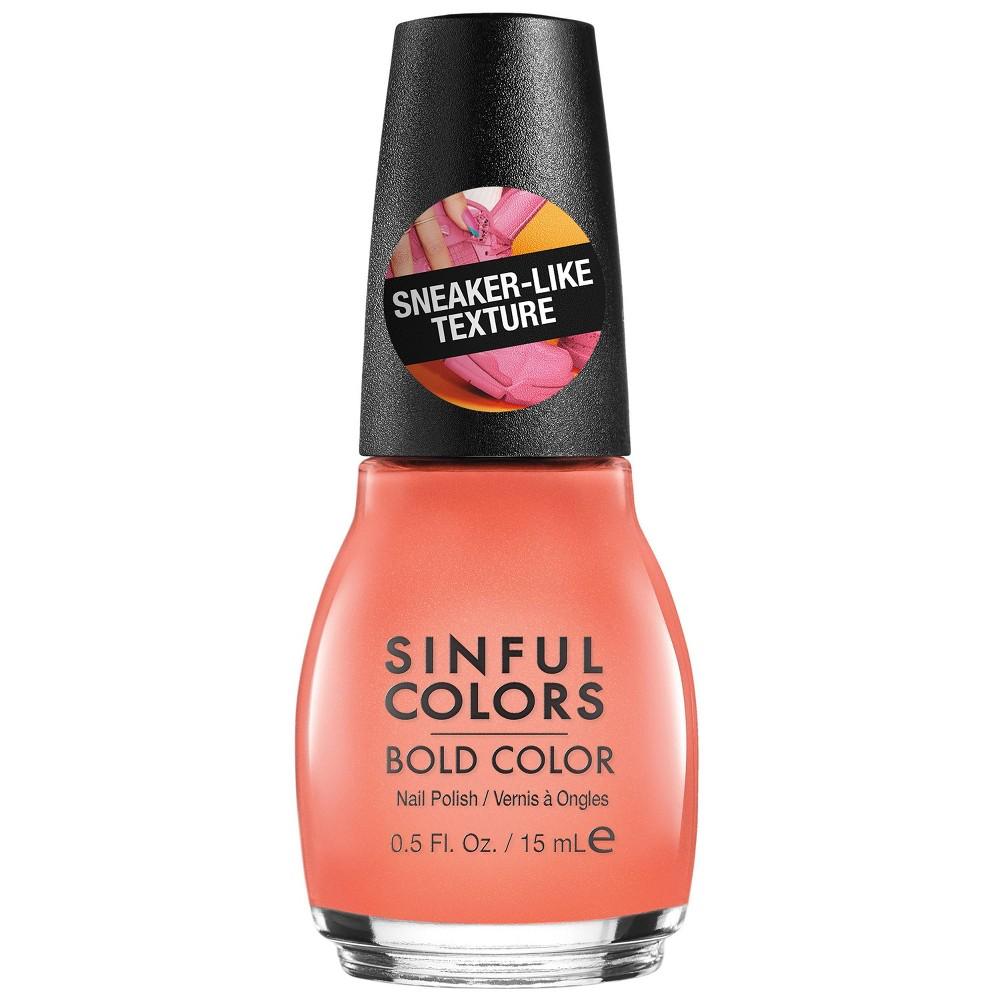 Image of SinfulColors Nail Polish 2681 Warning! - 0.5 fl oz