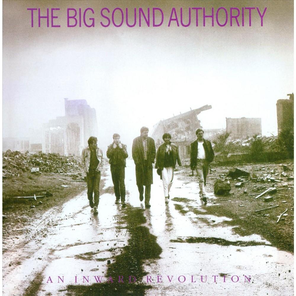 Big Sound Authority - Inward Revolution (CD)