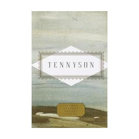 Tennyson Poems Everymans Library Pocket Poets By Alfred Tennyson Hardcover