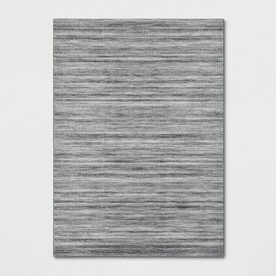 5'X7' Manitoba Stripe Tufted Area Rugs Gray - Project 62™