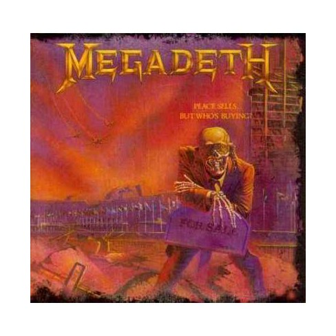 Megadeth - Peace Sells...But Who's Buying? (25th Anniversary Special Edition) (CD) - image 1 of 1