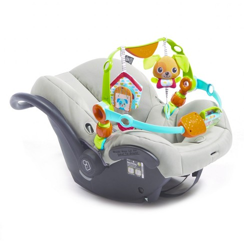 Tiny LoveTM Spin N Kick Discovery Arch Stroller Car Seat Toy