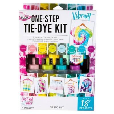 Tulip 37pc One Step Tie Dye Kit - Vibrant