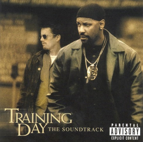 Various - Training day (Ost) [Explicit Lyrics] (CD) - image 1 of 2