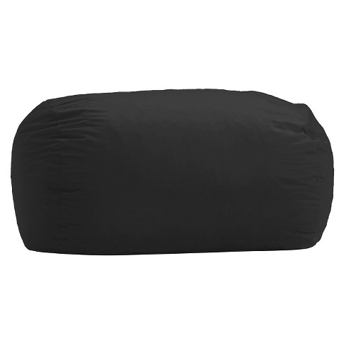 "Media Lounger Bean Bag Chair -6"" - Black - Big Joe - image 1 of 5"