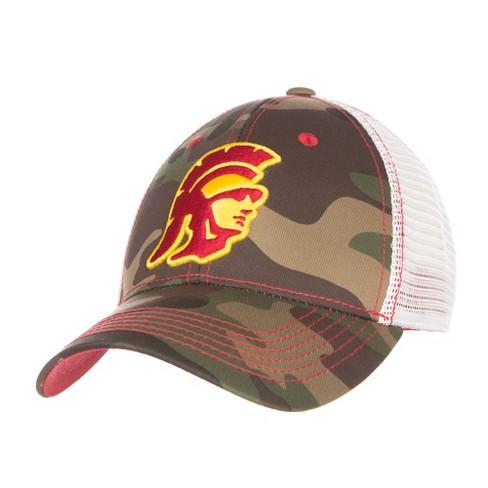 newest 15923 eaec7 Baseball Hats NCAA USC Trojans Green Brown