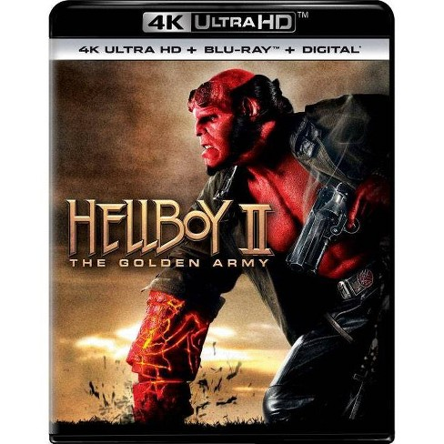 Hellboy II: The Golden Army (4K/UHD) - image 1 of 1