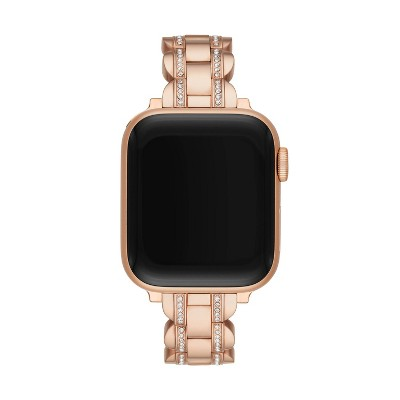 Kate Spade New York Apple Watch 38/40mm Band - Rose Gold-Tone Stainless Steel