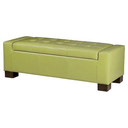 Storage Ottoman - image 1 of 4