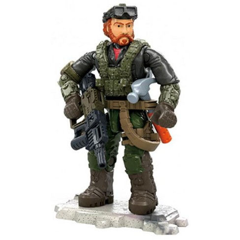 Call Of Duty Mega Construx Specialists Series 4 Torque Mini Figure Gcn87 Target
