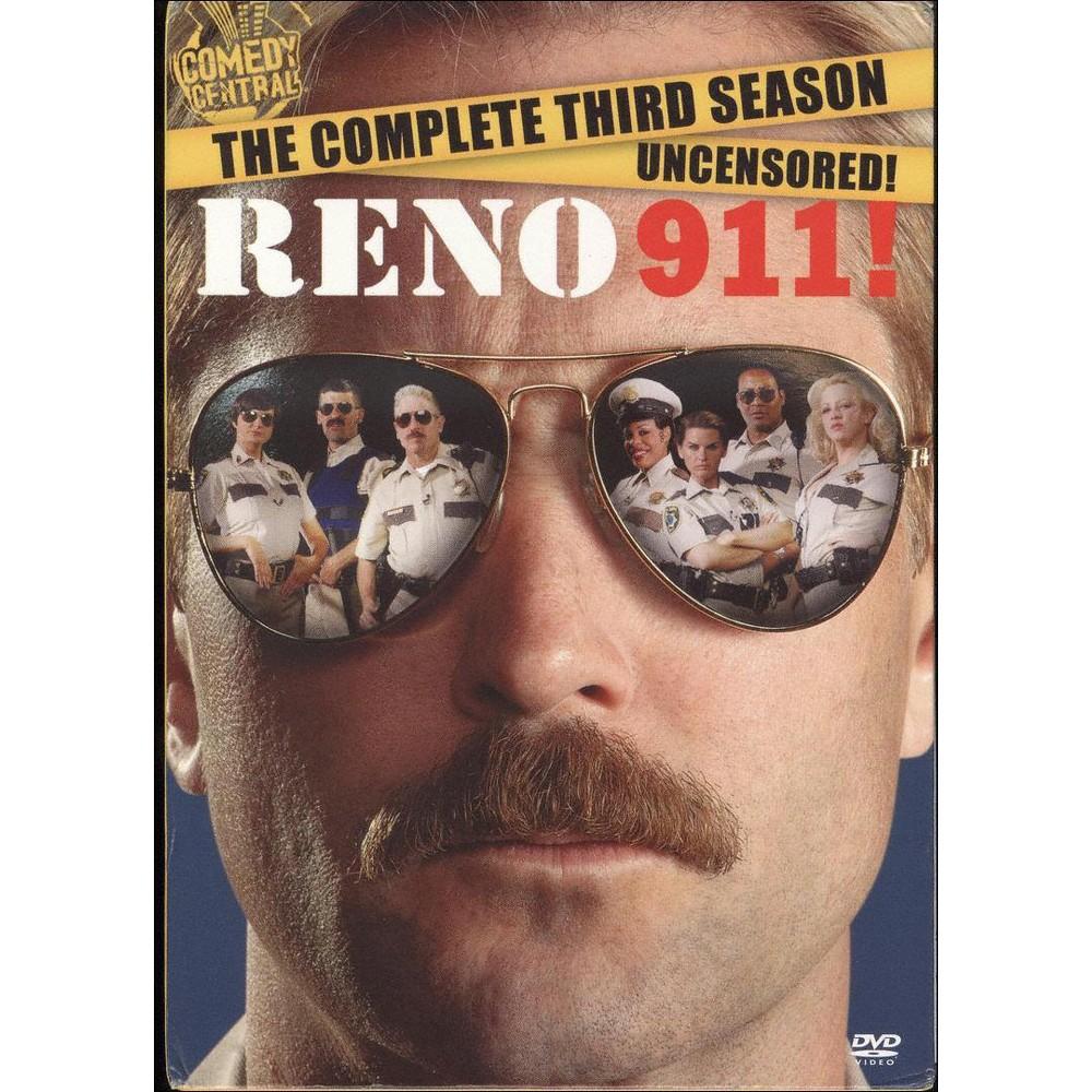 Reno 911:Complete Third Season (Dvd)
